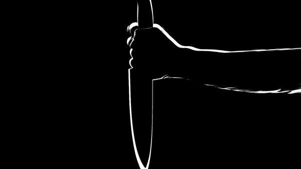 Un cuchillo (imagen referencial) - Sputnik Mundo
