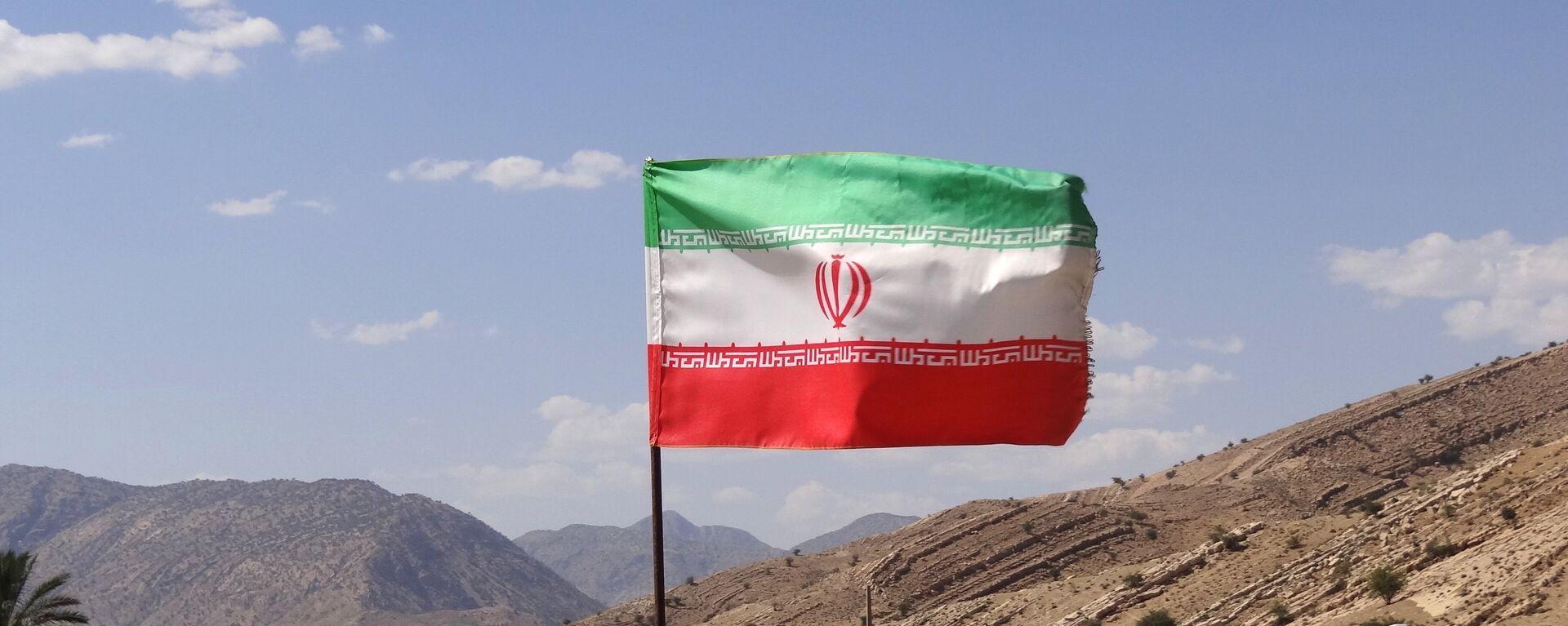 Bandera de Irán - Sputnik Mundo, 1920, 17.09.2021