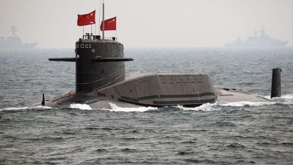 Submarino chino - Sputnik Mundo