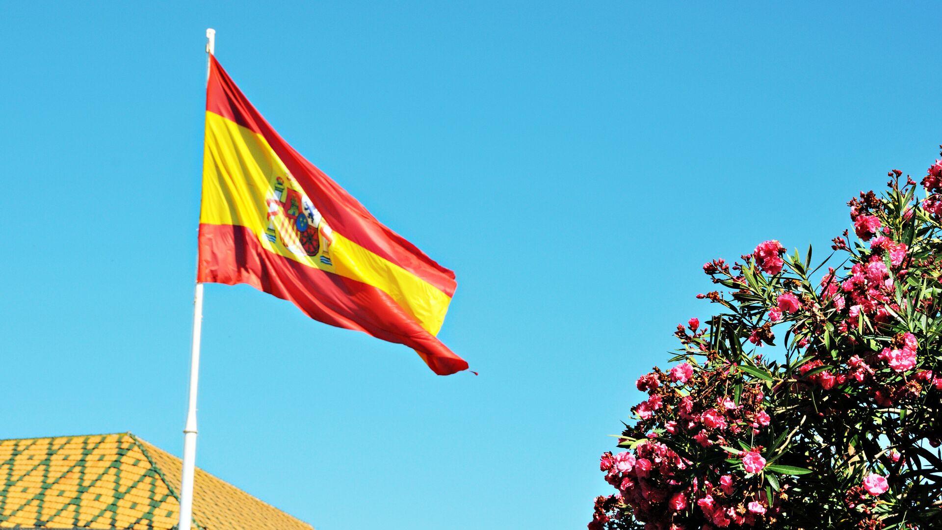 Bandera de España - Sputnik Mundo, 1920, 08.10.2021