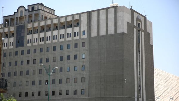 Parlamento de Irán - Sputnik Mundo