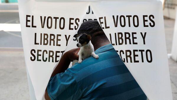 Las elecciones en Estado de México - Sputnik Mundo