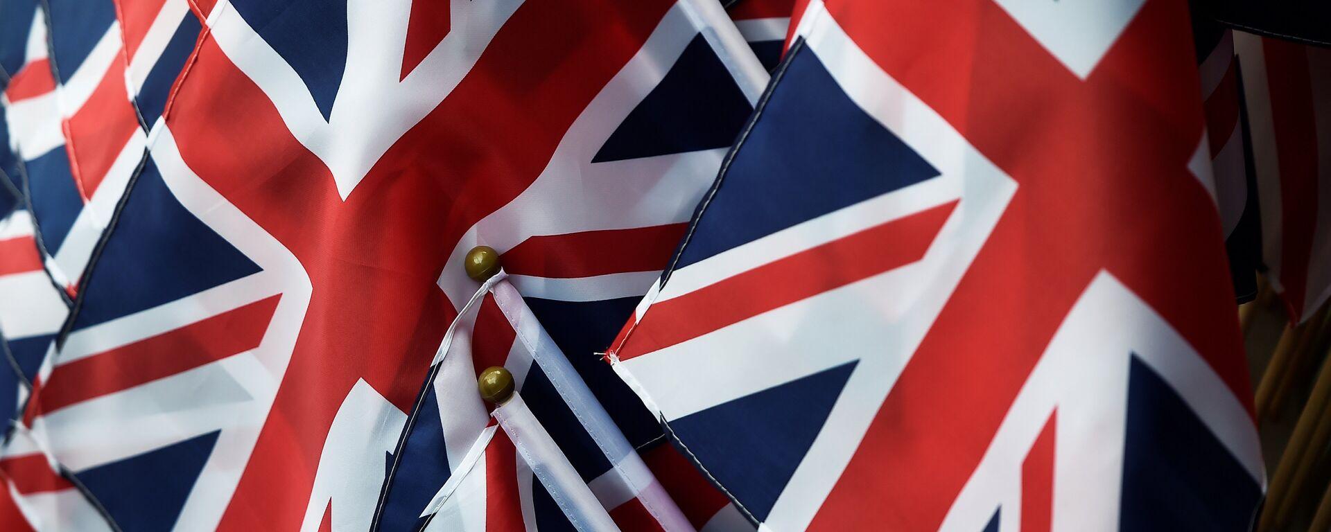 Las banderas del Reino Unido - Sputnik Mundo, 1920, 01.02.2021
