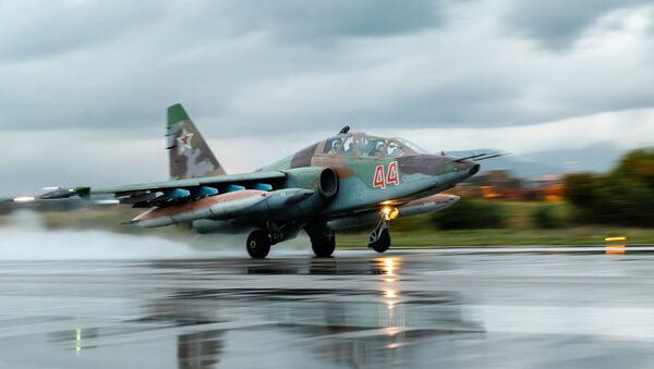 Russian Aerospace Forces aircraft leave Hmeimim airbase in Syria - Sputnik Mundo
