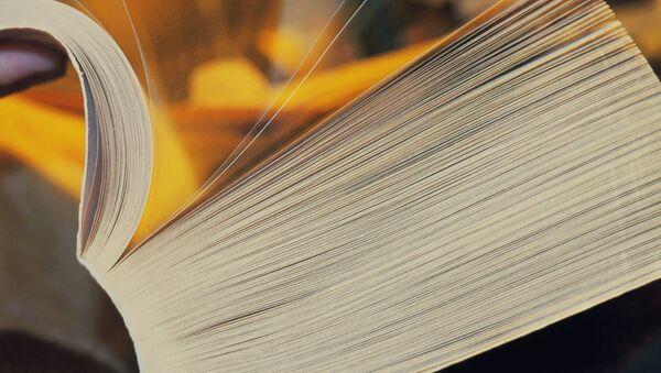 Libro (imagen referencial) - Sputnik Mundo