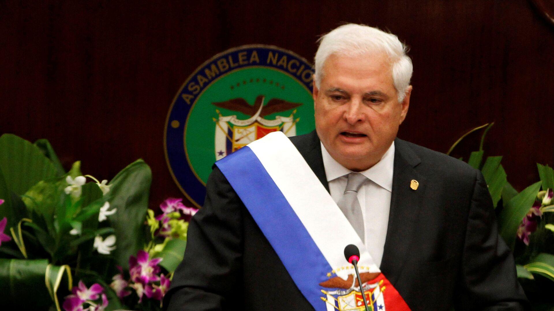 Ricardo Martinelli, expresidente de Panamá - Sputnik Mundo, 1920, 24.09.2021