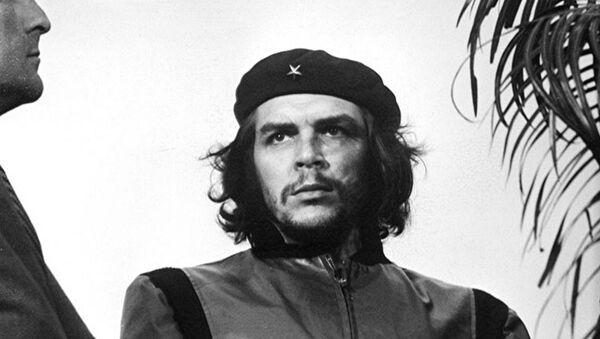 Comandante Ernesto Che Guevara, revolucionario cubano - Sputnik Mundo