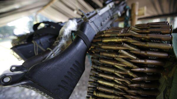 Las armas de las FARC (archivo) - Sputnik Mundo