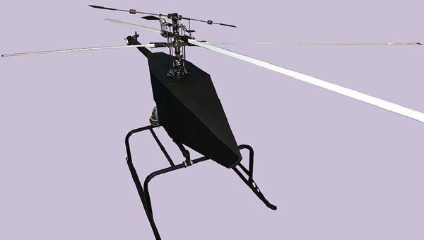 Helicóptero ligero no tripulado, Voron 777-1 - Sputnik Mundo