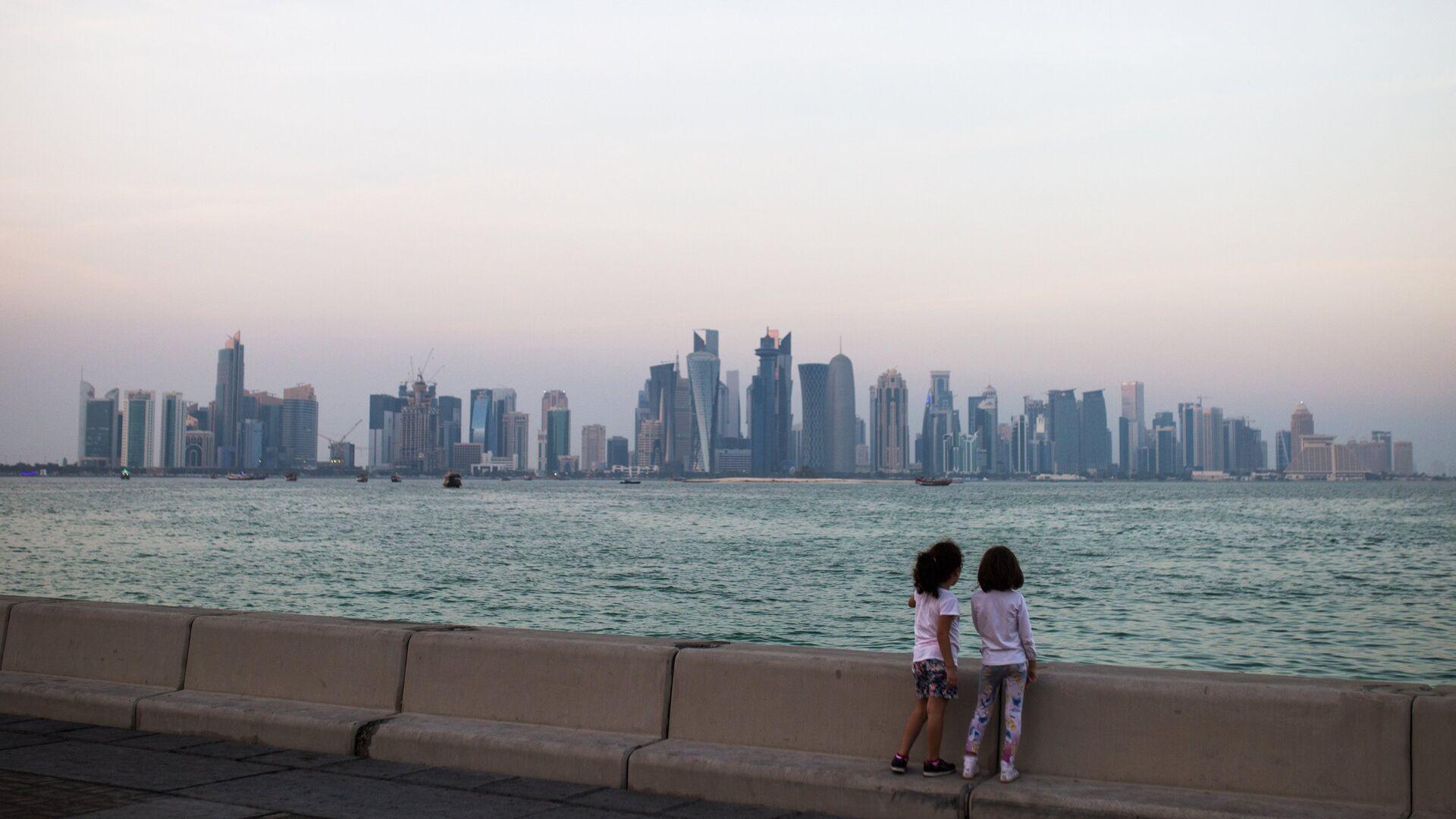Doha, la capital de Catar - Sputnik Mundo, 1920, 03.10.2021