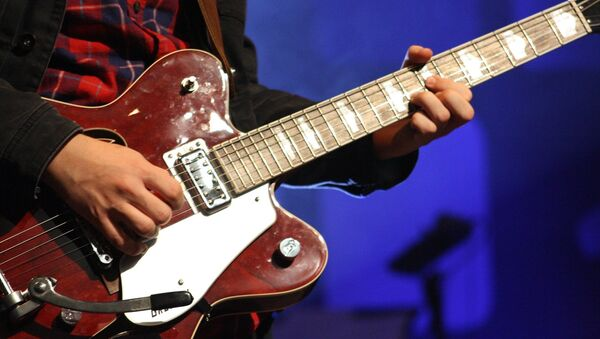 Guitarra eléctrica - Sputnik Mundo