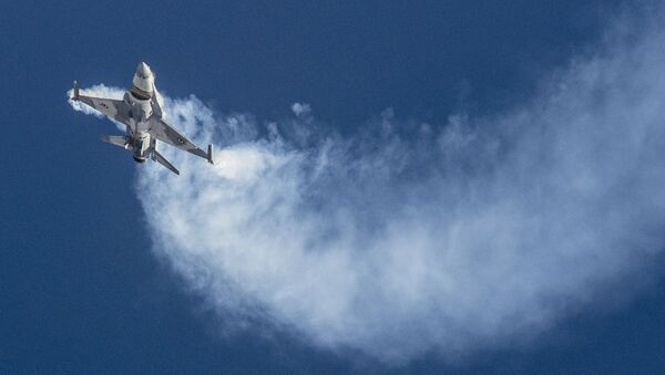 F-16 (imagen referencial) - Sputnik Mundo