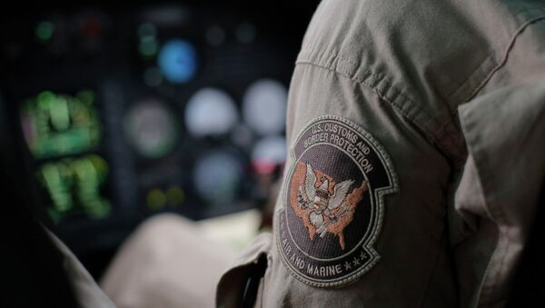 Guardias fronterizos de EEUU - Sputnik Mundo