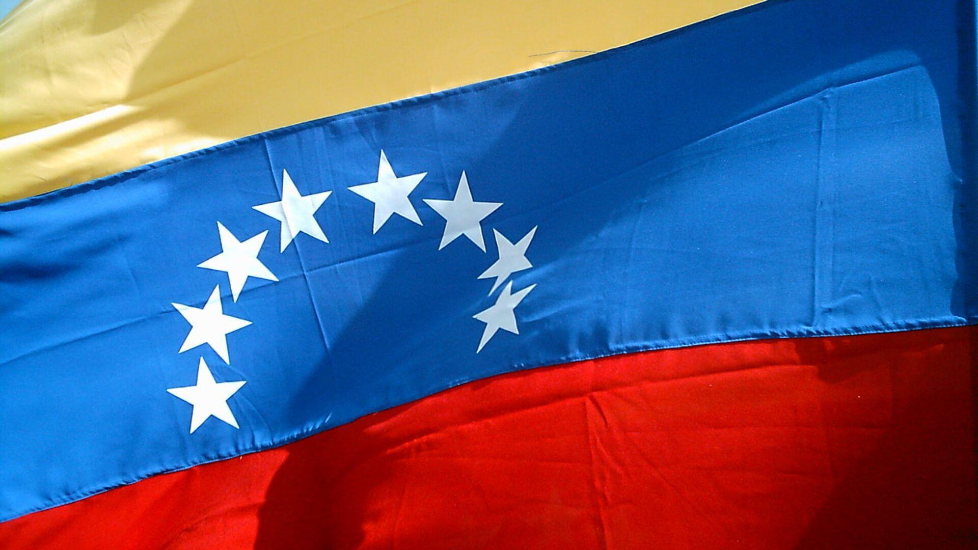 Bandera de Venezuela - Sputnik Mundo, 1920, 14.09.2021
