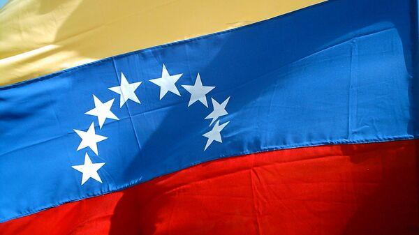 Bandera de Venezuela (archivo) - Sputnik Mundo