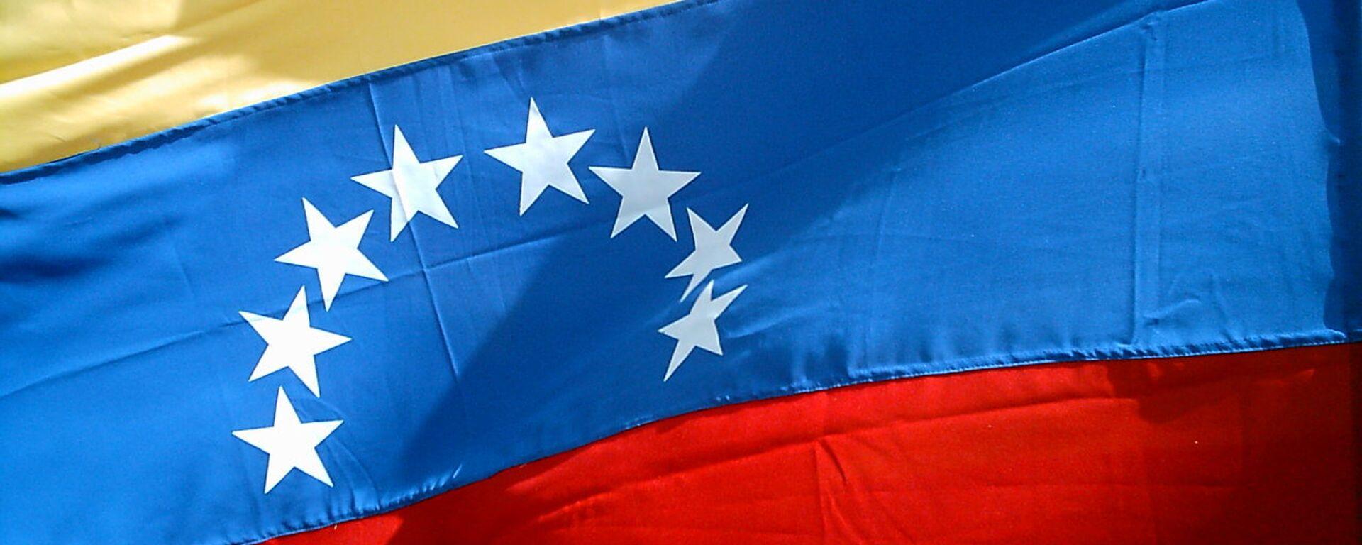 Bandera de Venezuela - Sputnik Mundo, 1920, 31.01.2021