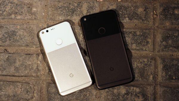 Google Pixel y Google Pixel XL - Sputnik Mundo