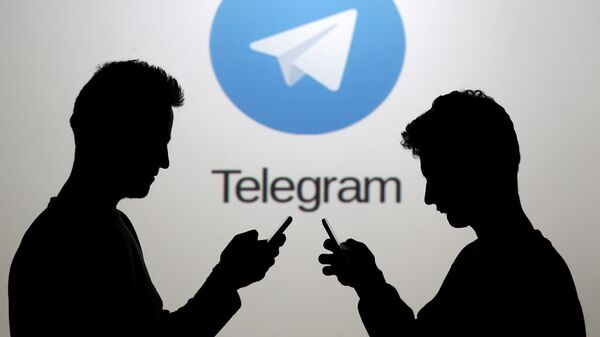 Telegram - Sputnik Mundo