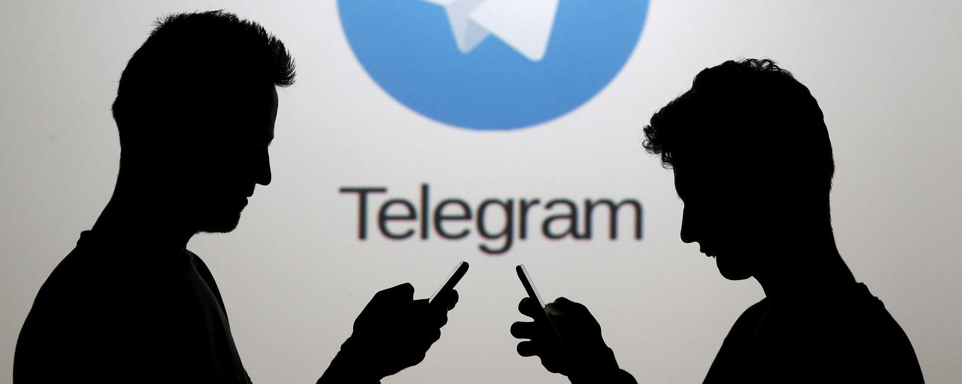 Telegram - Sputnik Mundo, 1920, 01.09.2021
