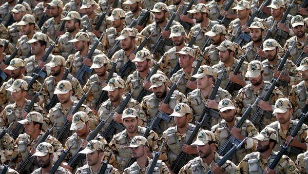 El Ejército iraní - Sputnik Mundo
