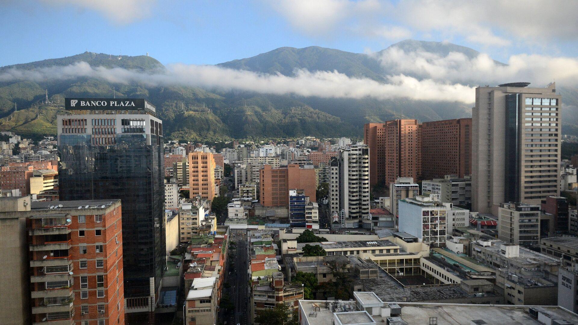 Caracas, capital de Venezuela - Sputnik Mundo, 1920, 27.09.2021