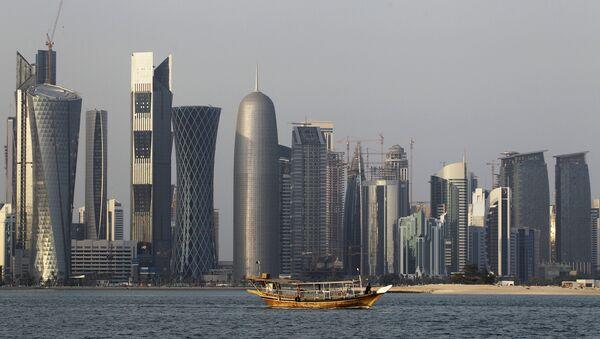 Doha, capital de Catar - Sputnik Mundo