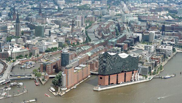 Hamburgo, Alemania - Sputnik Mundo