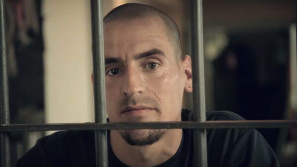 Kung Fú Ombijam lanza primer disco desde la cárcel, mientras cumple su condena en Uruguay - Sputnik Mundo