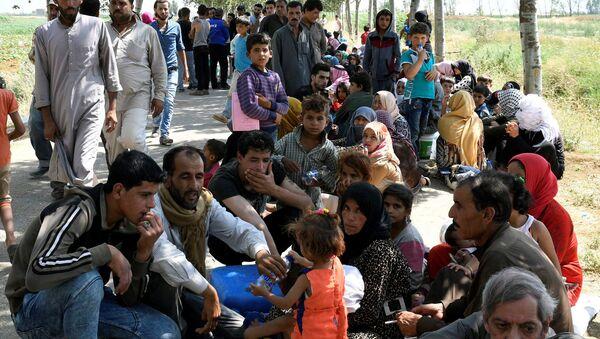 Situación de los refugiados - Sputnik Mundo
