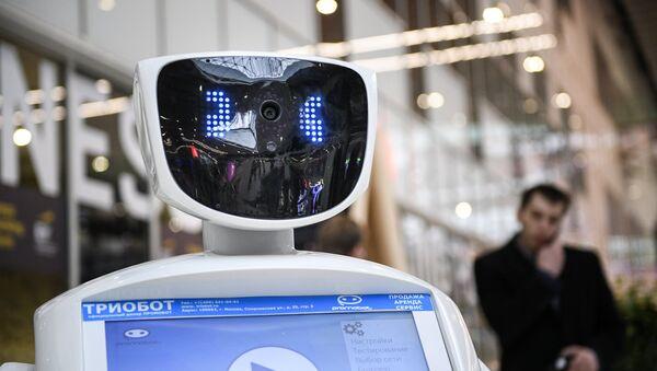 Promobot, robot ruso - Sputnik Mundo