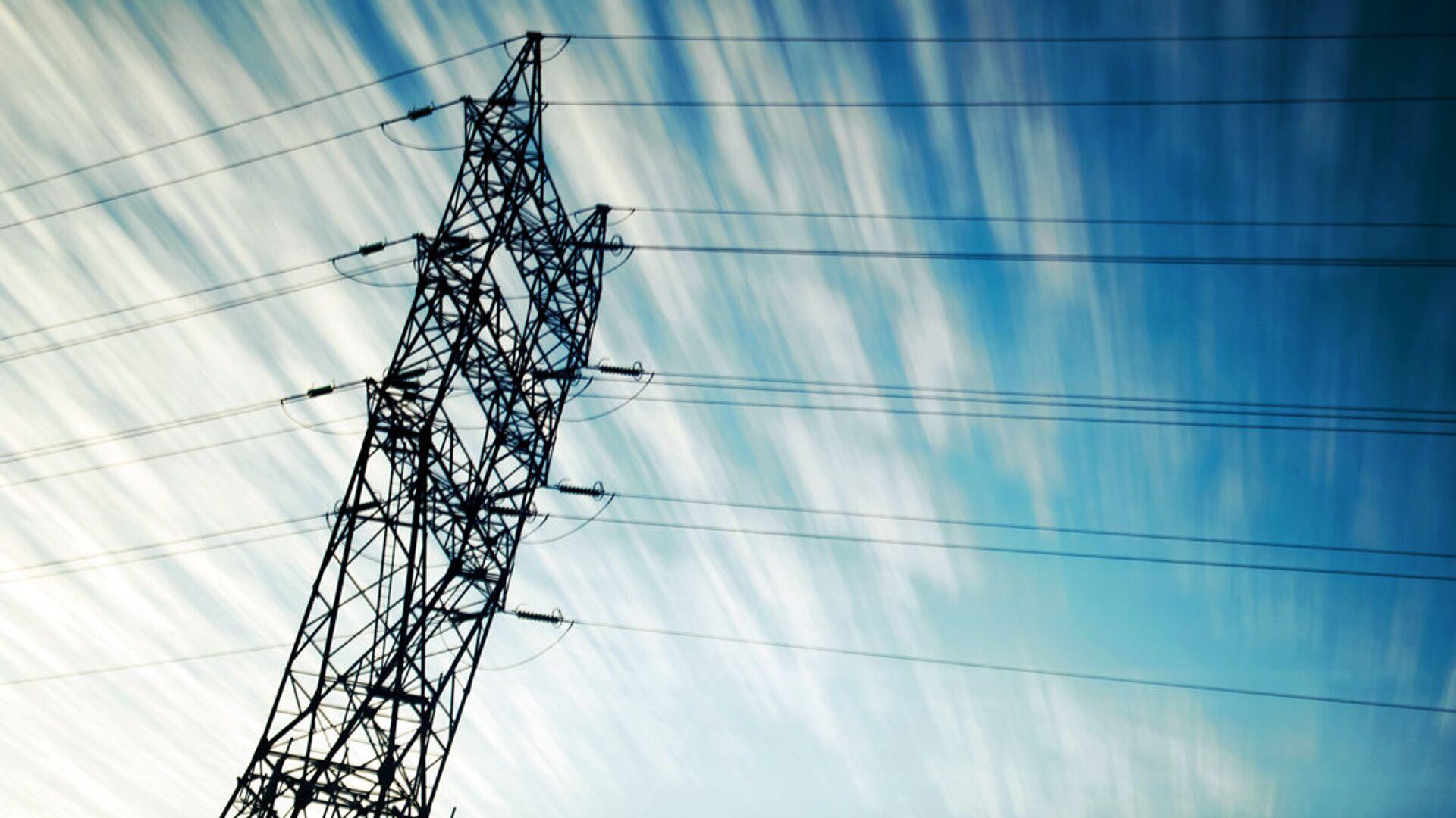 Líneas de electricidad (imagen referencial) - Sputnik Mundo, 1920, 09.10.2021