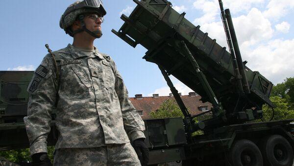 Sistemas de defensa antiaérea y antimisiles Patriot (archivo) - Sputnik Mundo