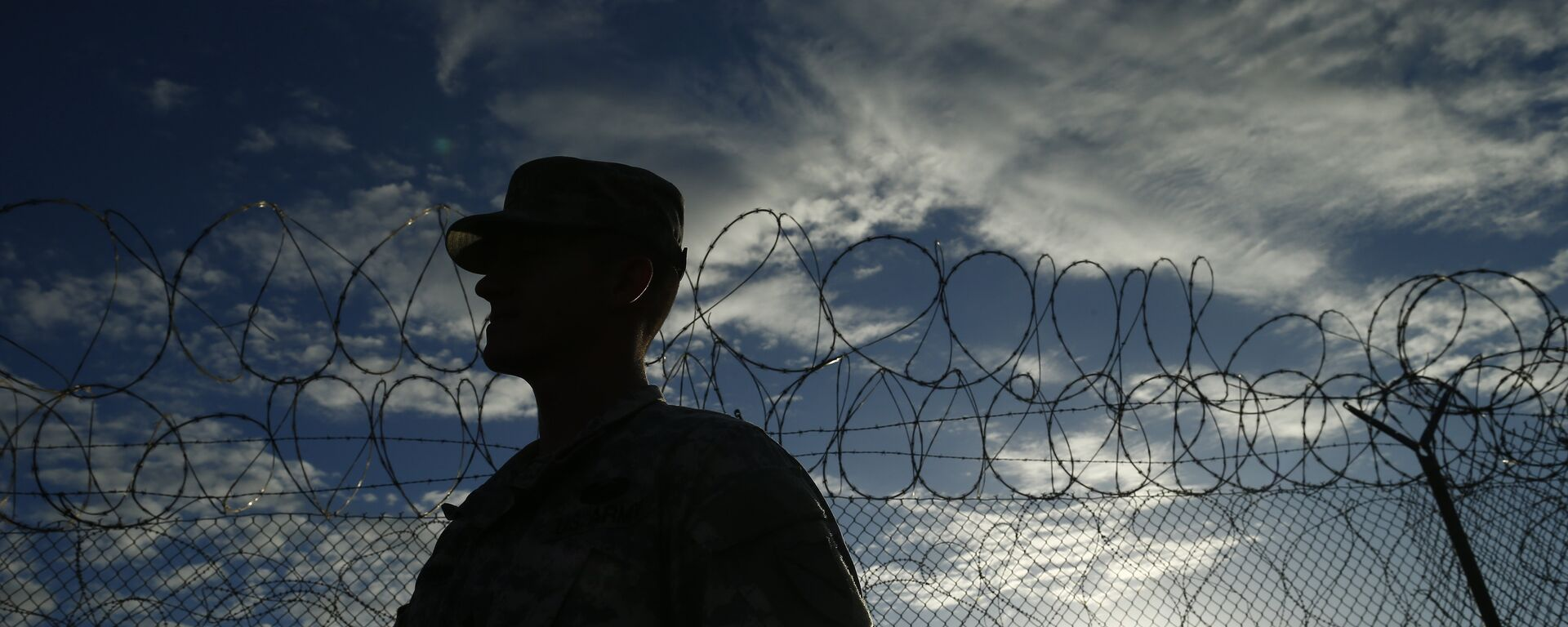 Soldado estadounidense en Guantánamo - Sputnik Mundo, 1920, 28.11.2020