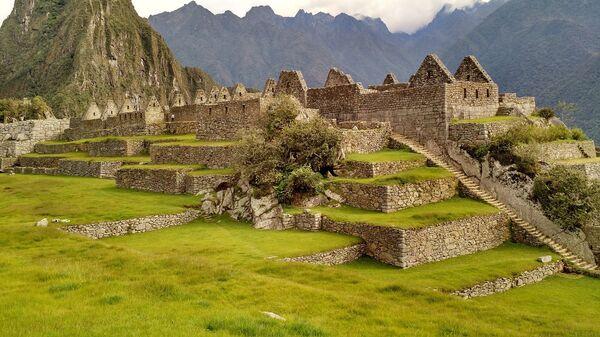 Machu Picchu, Perú - Sputnik Mundo