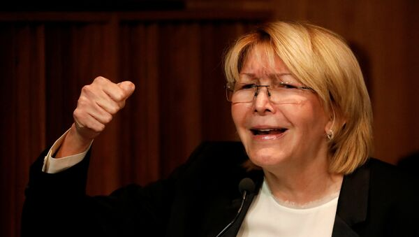 Luisa Ortega, Fiscal General de Venezuela - Sputnik Mundo