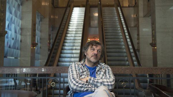 Emir Kusturica, director de cine (archivo) - Sputnik Mundo