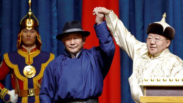 Jaltma Battulga, presidente electo de Mongolia - Sputnik Mundo