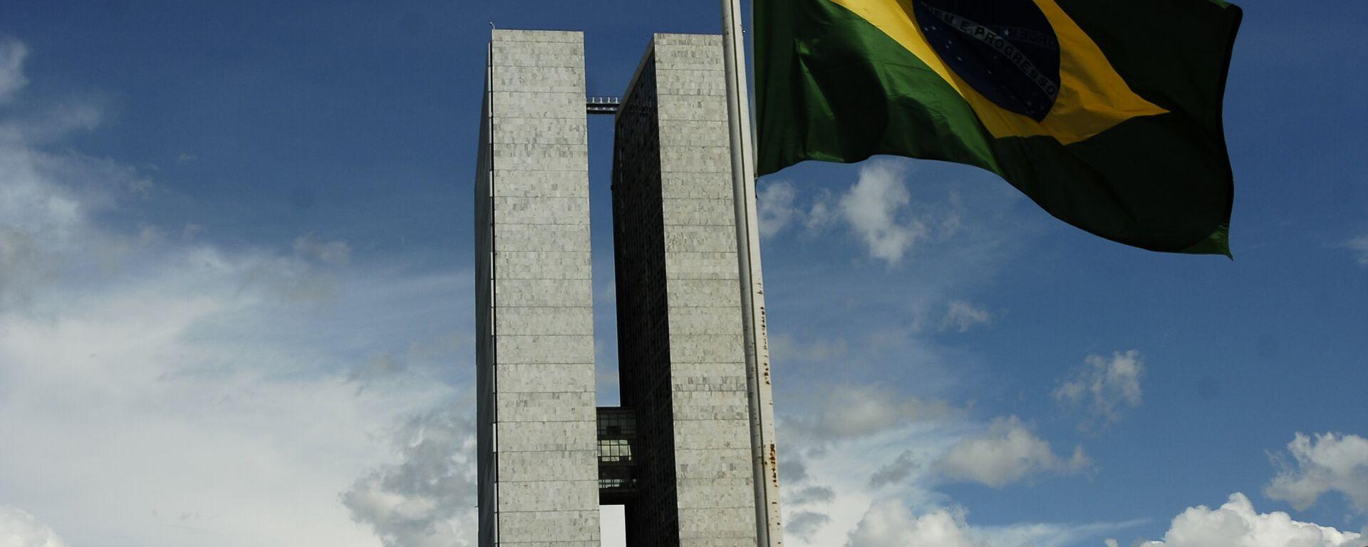 Senado de Brasil - Sputnik Mundo, 1920, 05.10.2021