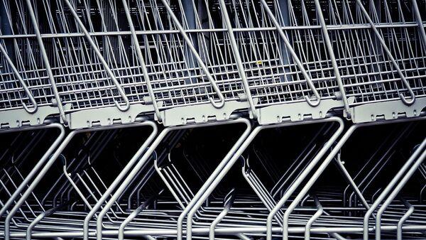Carro de supermercado - Sputnik Mundo