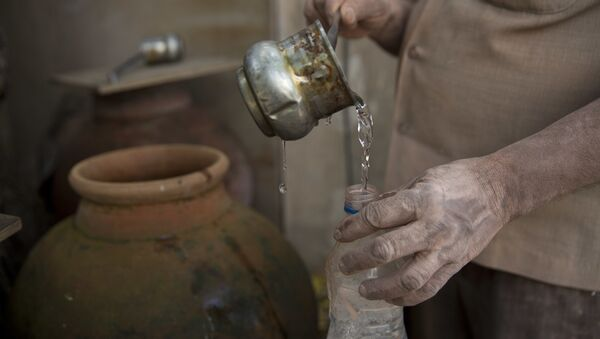 Agua potable - Sputnik Mundo