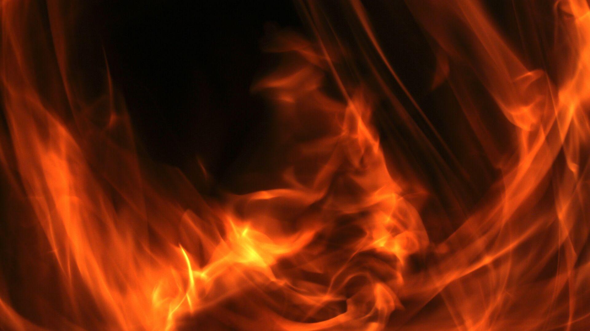 Fuego (imagen referencial) - Sputnik Mundo, 1920, 06.10.2021