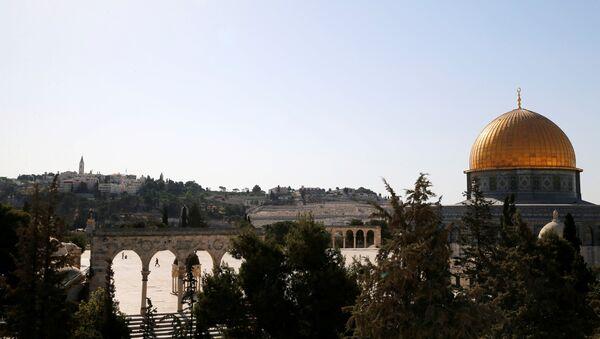 La Explanada de las Mezquitas en Jerusalén - Sputnik Mundo