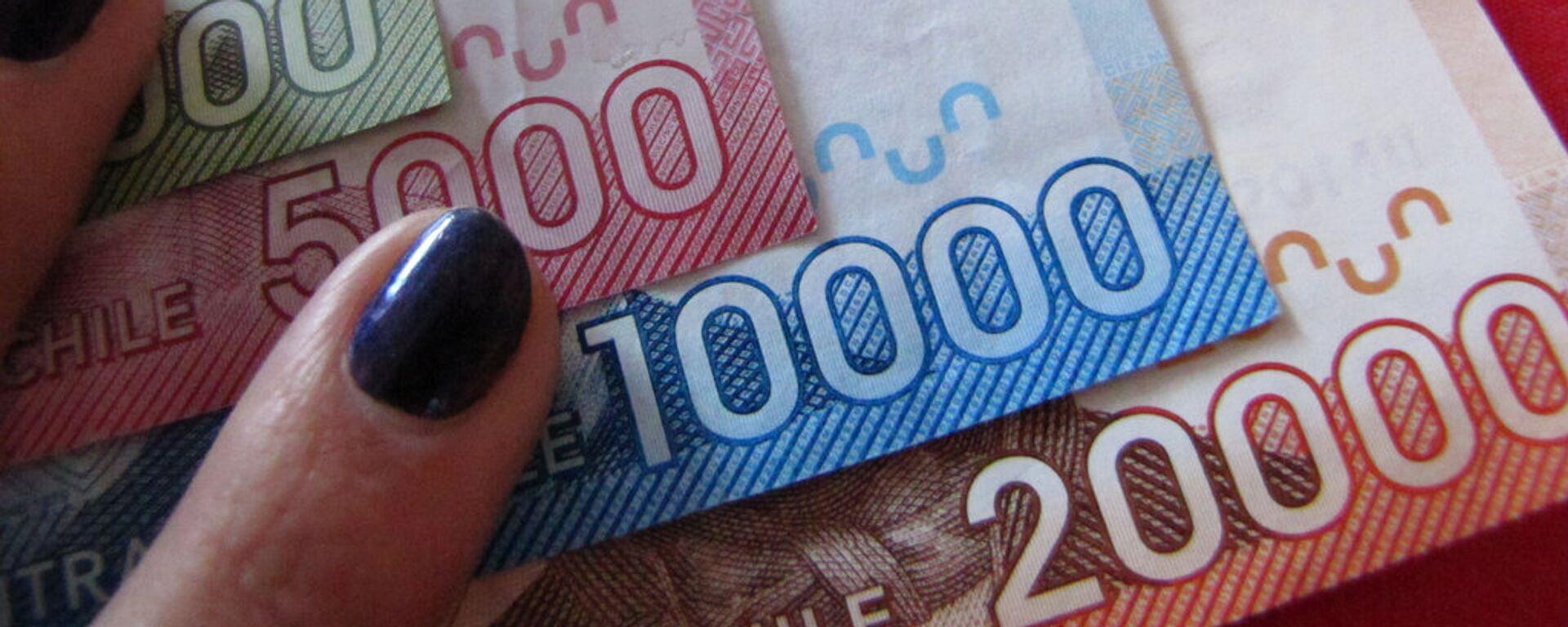 Pesos chilenos - Sputnik Mundo, 1920, 23.08.2021