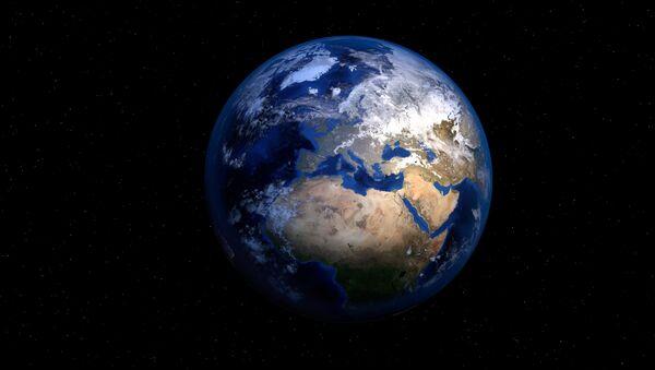 La Tierra (ilustración) - Sputnik Mundo