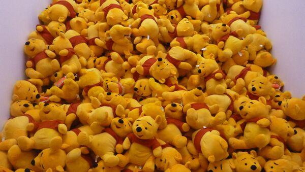 Juguetes Winnie The Pooh - Sputnik Mundo
