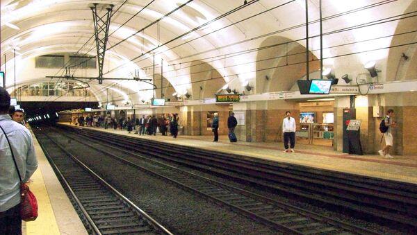Metro de Roma - Sputnik Mundo