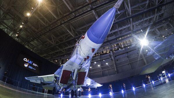 MiG-35 (imagen referencial) - Sputnik Mundo