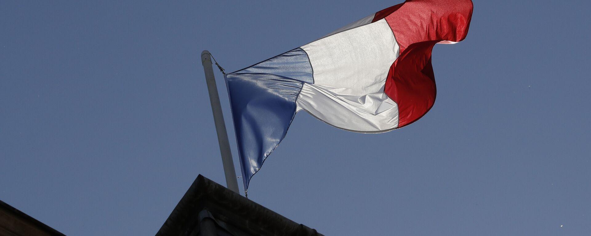 Bandera de Francia - Sputnik Mundo, 1920, 24.02.2021