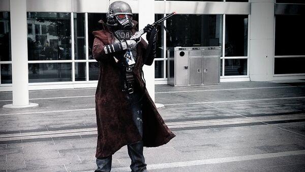 Persona armada - Sputnik Mundo