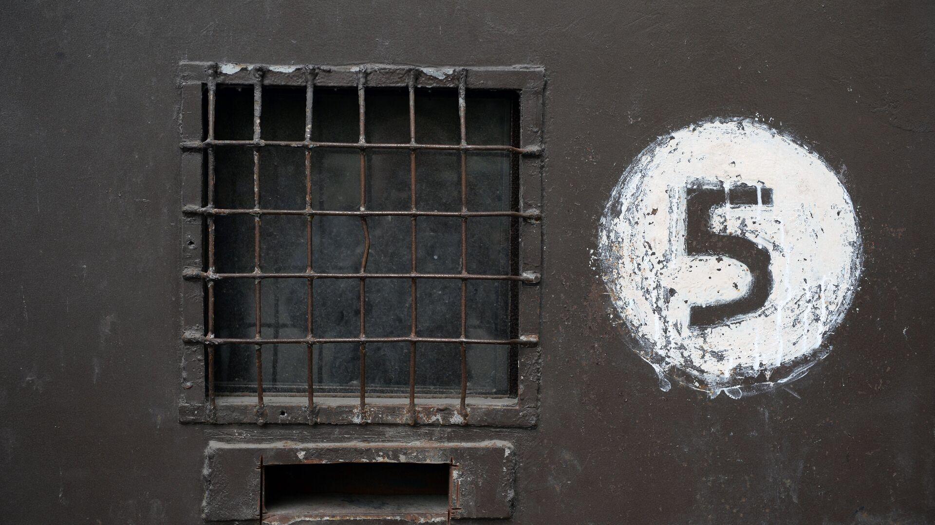 Las rejas de la cárcel (imagen referencial) - Sputnik Mundo, 1920, 29.09.2021